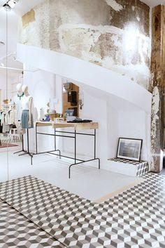 Loreak Mendian new shop in Bayonne (France)