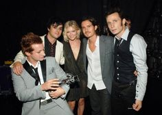 Green Day with Orlando Bloom