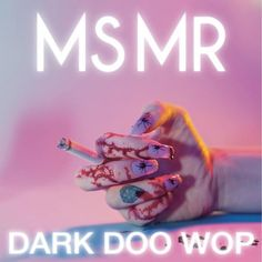 "MS MR is back with ""Dark Doo Wop"" - the stunning third taste of their debut EP, ""Candy Bar Creep Show""."