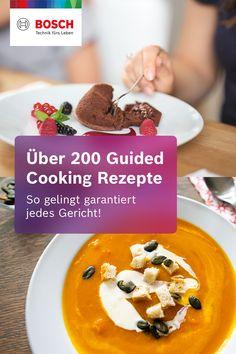 Mit dem Bosch Cookit gelingt dir garantiert jedes Gericht! Veggie Dishes, Waffles, Veggies, Yummy Food, Cooking, Breakfast, Wallpaper, Places, Mason Jar Crafts