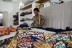 Congolese fabrics