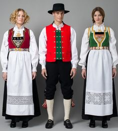 Hello all, Today I will cover the last province of Norway, Hordaland. This is one of the great centers of Norwegian folk costume, hav. Traditional Fashion, Traditional Dresses, Norwegian Style, Frozen Costume, Scandinavian Fashion, Business Dresses, Folk Costume, Ethnic Fashion, Men Fashion