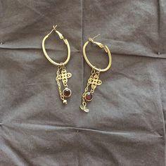 Fashion earrings Asymmetrical pair Jewelry Earrings