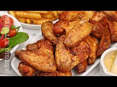 Tandoori Chicken, Chicken Wings, Dishes, Ethnic Recipes, Youtube, Cooking, Tablewares, Youtubers, Dish