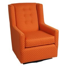 Little Castle Charleston Swivel Glider - Halo