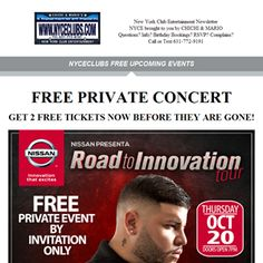 Tickets to Farruko Free Private Concert - Ravel Fridays