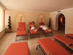 Saunalandschaft Hotel Obergurgl