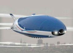 L'Aeroscraft ML 866, un dirigeable de luxe