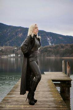 Leather Mandy