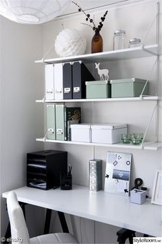 regale-wandregal-schubladen-lagerung-buro-arbeitszimmer-arbeitsbereich-work-desk/ delivers online tools that help you to stay in control of your personal information and protect your online privacy. Bedroom Storage Ideas For Clothes, Bedroom Storage For Small Rooms, Home Office Design, Home Office Decor, Office Ideas, Office Designs, Office Setup, Office Furniture, Front Office