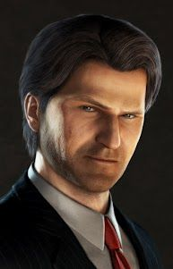 Uncharted 3 Portrait Talbot I absolutely adore him and Marlowe they rank as my third favorite characters in Uncharted right behind Nate and Sully