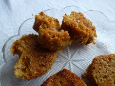 Millet and amaranth carrot hearts