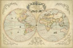 Frederik den Femtes Atlas (18th century atlas in full digital version)