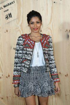 d5b46ab0 Freida Pinto Freida Pinto, Celebrity Red Carpet, Indian Actresses, Isabel  Marant, Girl