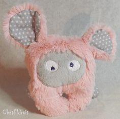 Peluche mini-bestiole par Chatfildroit : Jeux, peluches, doudous par chatfildroit