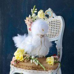 Plush Dolly Poulet by Glitterville