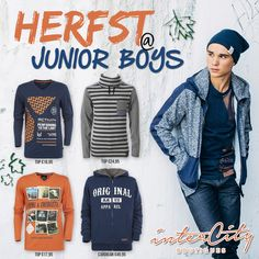 Intercity Boutiques: 'Herfst @ junior boys'