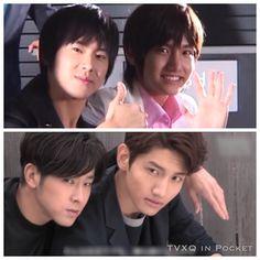 【2005年:ユノ19歳/ チャンミン17歳】【2015年:ユノ29歳/チャンミン27歳】