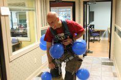Steve Stephens Balloon Pinata.