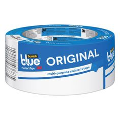 3M ScotchBlue 1.88 in. x 60 yds. Original Multi-Use Painter's Tape-2090-48N - The Home Depot