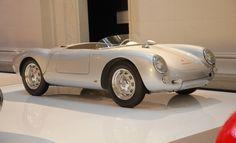 1955 Porsche 550 Spyder <3 <3 <3