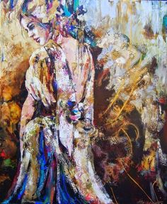 Céline Brossard, 1960   Abstract Mixed media painter   Tutt'Art@   Pittura * Scultura * Poesia * Musica   Celine, Present Day, Mixed Media Art, Medieval, Art Photography, Illustration Art, Abstract, Creative, Portraits