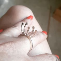 Wire Jewelry, Antique Jewelry, Silver Jewelry, Personalized Jewelry, Handmade Jewelry, Handmade Items, Aesthetic Rings, Bohemian Style Jewelry, Sterling Silver Rings