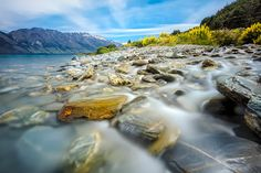 """""""Jubilant Flow of Wakatipu"""" by AtomicZen : December I had a chance to visit Glenorchy, Queenstown in New Zealand ~Atomic Zen Great Places, Places To See, Beautiful Places, Beautiful Pictures, Amazing Places, Wonderful Places, Landscape Photography, Nature Photography, Scenery Pictures"""