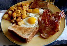 Breakfast ! Yum Yum