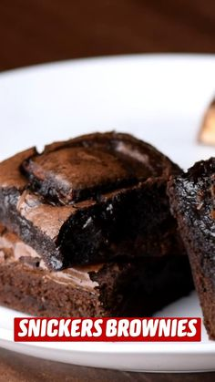 Desserts To Make, Delicious Desserts, Yummy Food, Tasty, Fun Baking Recipes, Dessert Recipes, Brownie Recipes, Food Cravings, Love Food