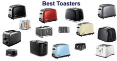 Best Electric Toaster |2020 List | Some Good Finds - Some Good Finds Best Waffle Maker, Electric Toaster, Stainless Steel Toaster, Sandwich Toaster, Smoothie Makers, Toasters, Cord Storage, Good Find, Home