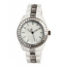 St. Tropez Watch Women's White 2 now featured on Fab.
