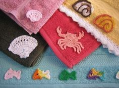 Treasures from the Queensland Beaches and Rockpools by crochetroo