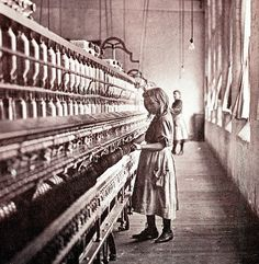 The working classes had a thoroughly rotten time of it during the Industrial Revolution - or so history books maintain.   The Industrial Revolution came as a tremendous boom to a lot of working people: they earned far more than they had done before, escaped lives of crushing poverty and for the first time began to exert some measure of control over their lives.