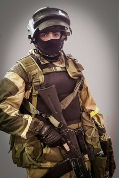 Russian spetnaz