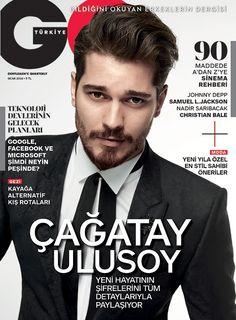 Cagatay Ulusoy GQ magazine