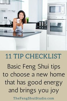 Choose a new home that supports your energy and helps you live a better life. Use these 11 Feng Shui tips to choose your next Feng Shui home. house Source by ROSASHANTI - Feng Shui New Home, How To Feng Shui Your Home, Feng Shui House, Feng Shui Bedroom, Feng Shui Studio, Feng Shui Apartment, Feng Shui Basics, Feng Shui Office, Feng Shui History