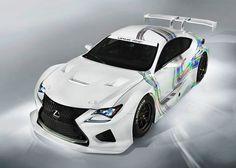 2014 Lexus RC F GT3 Concept Racing Car