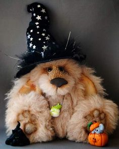WITCHITY WABBIT by Bears by Becca