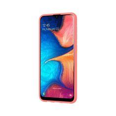 Tech21 Studio Colour Phone Case for Samsung A20 Coral