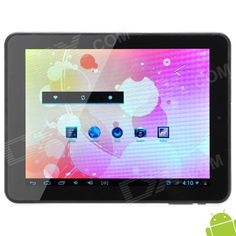"""TEMPO MS808 Quad-Core Android 4.1 8""""  HD Tablet PC w/ 1GB RAM / 8GB ROM / Wi-Fi Price: $107.66"""