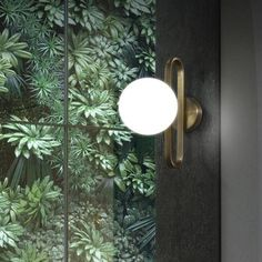 Complete your minimalist look and feel with the remarkable circular art deco bounce back wall lamp! Free Worldwide Shipping & Money-Back Guarantee Bedside Wall Lights, Led Wall Lamp, Wall Sconce Lighting, Led Ceiling Lights, Hanging Lights, Wall Mounted Lamps, Lumiere Led, Glass Pendant Light, Modern Lighting