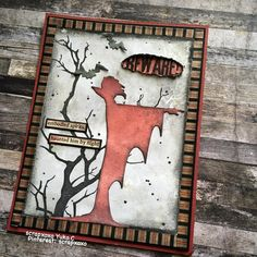 Arts And Crafts For Preschoolers Key: 2092734972 Halloween Paper Crafts, Halloween Kostüm, Halloween Decorations, Halloween Pictures, Atc Cards, Art Store, Tim Holtz, Homemade Cards, Card Making