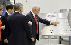"""Marco Rubio 'Dared Me To Do It"""" Jokes About Viral NASA Photo Mike Pence Has A Funny Bone?"""