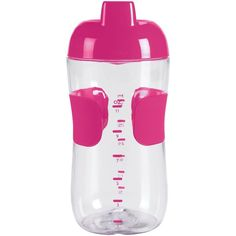 This essential larger-size sippy cup helps your growing toddler get those essential nutrients from milk, juice and water. The safe, non-mess design combines wit...