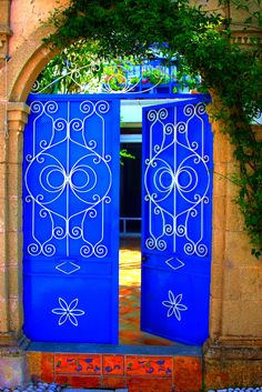 Door in Rhodes, Greek Island