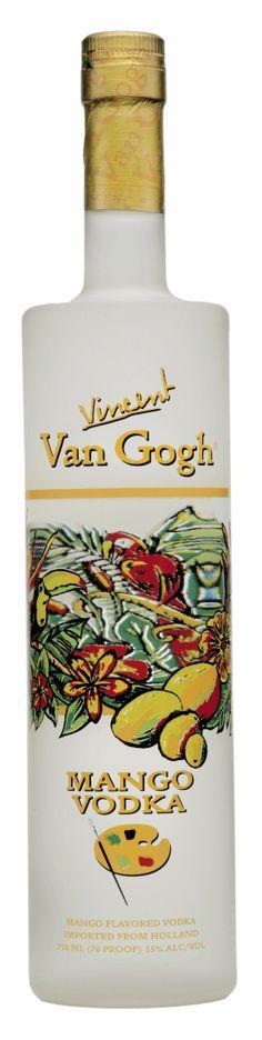 Van Gogh Mango Vodka