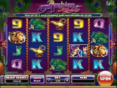 Arabian Rose - http://freeslots77.com/arabian-rose/ - You will definitely be interested in listening some sensational stories derived from the heat and mystery of the Arabian deserts. Microgaming has brought the free Arabian Rose online slot game for you that will not only take you to the land of sultans, but also give you huge opportunity to win...