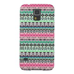 Cute colorful aztec patterns design Samsung galaxy s5 case - available - $34.95 ===> get it here http://www.zazzle.com/cute_colorful_aztec_patterns_design_case-179072830971595104?rf=238492824372051773&tc=pinterest