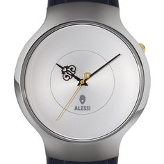 Dutch designer Marcel Wanders has created Dressed, his first watch collection for Italian design brand Alessi.
